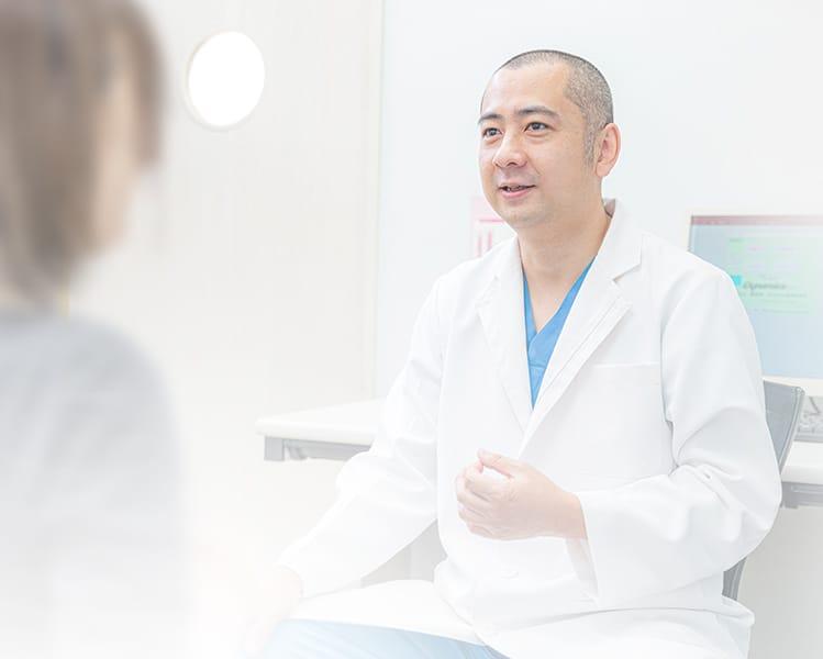 お肌の悩みは心の悩み。患者さまに向き合う適切な治療を。